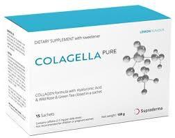 Colagella Pure - užitočný - účinky - recenzie