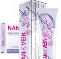 Nanovein - na kŕčové žily - cena - účinky - recenzie